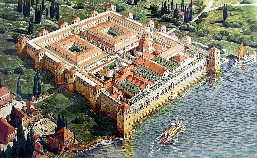 Diocletian's Palace Original