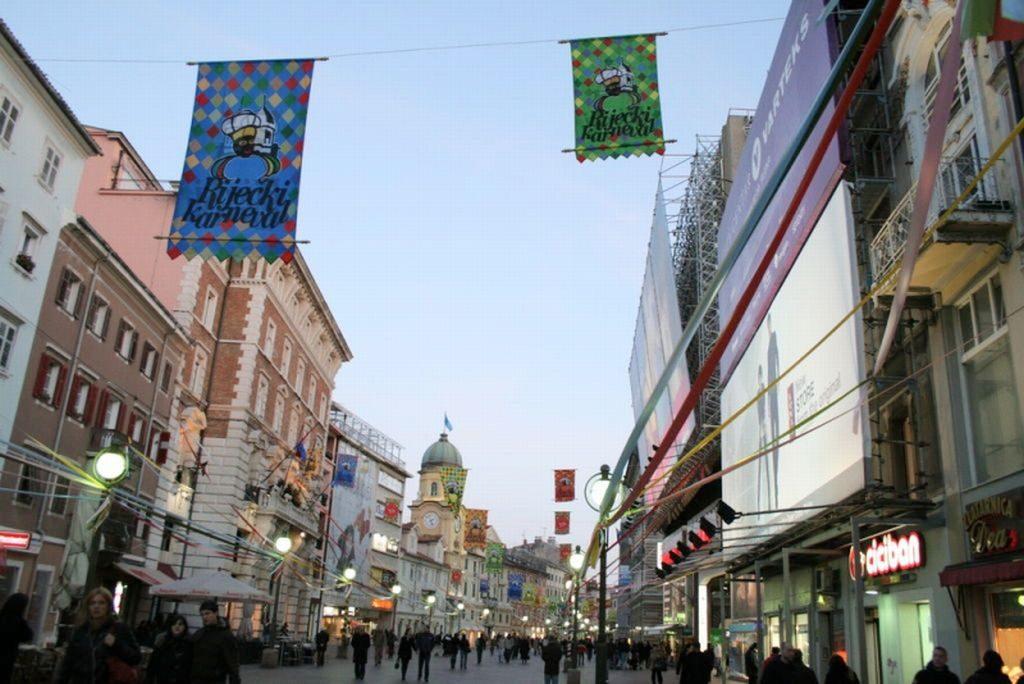 Rijeka's International Carnival