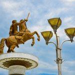 Skopje Alexander the Great