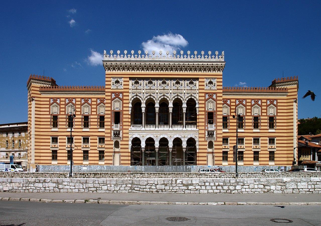 Sarajevo knihovna