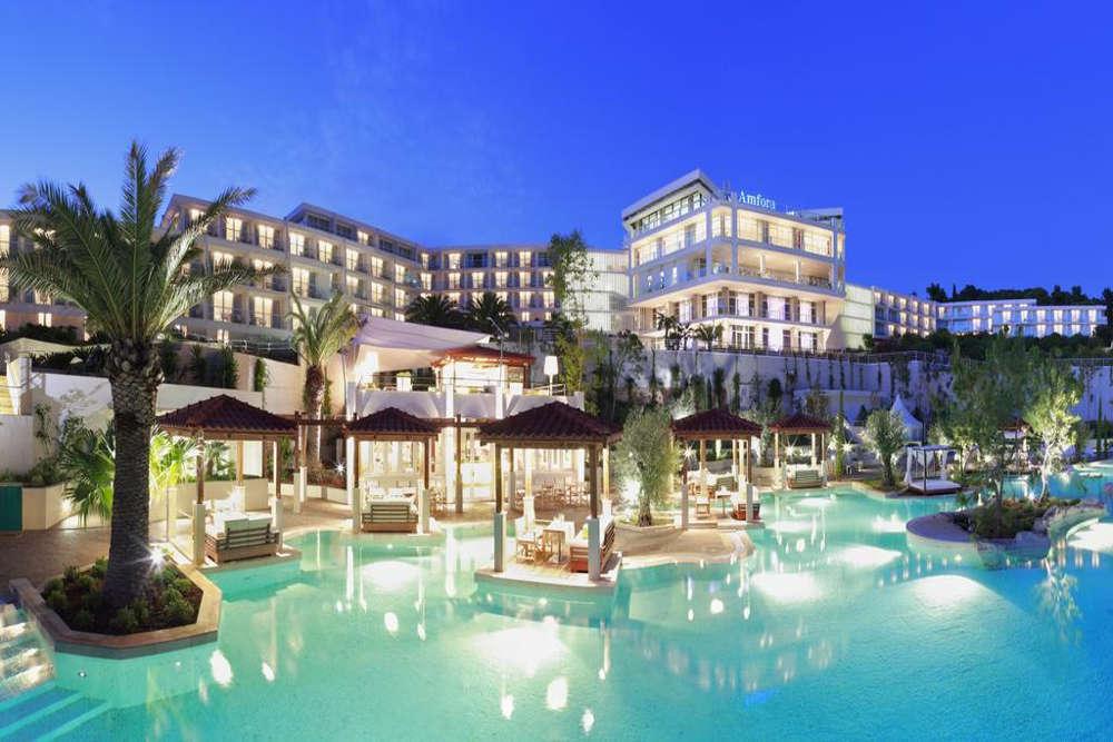 Hotel Amfora Hvar Tour Croatia